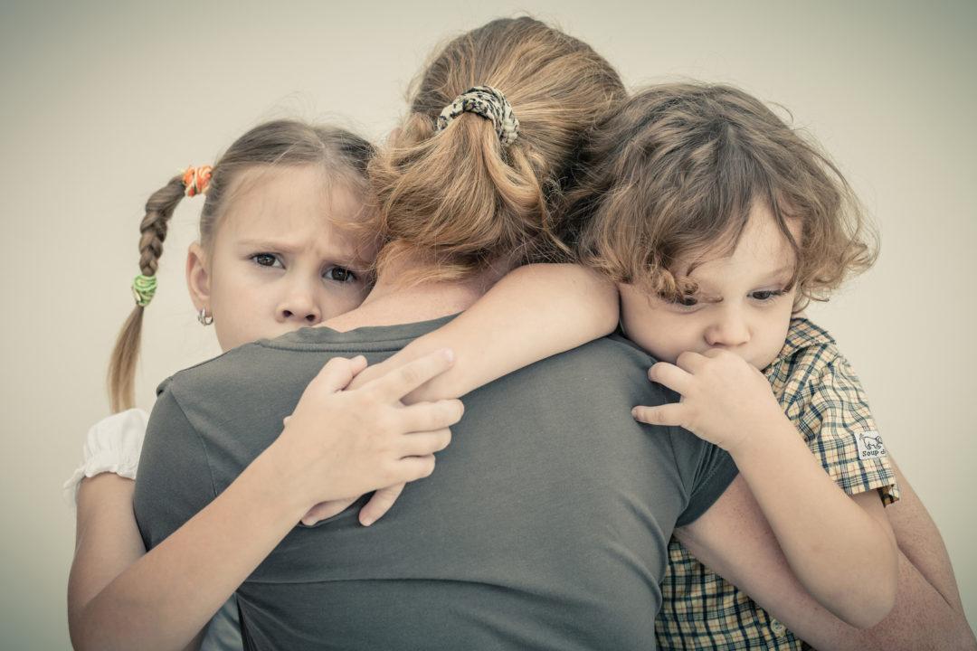 ansia genitori e figli