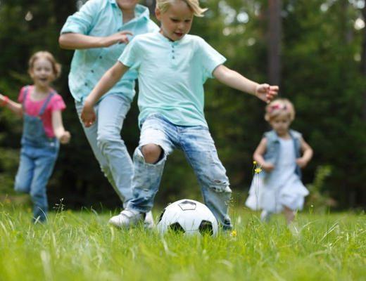 movimento come elemento per essere genitore
