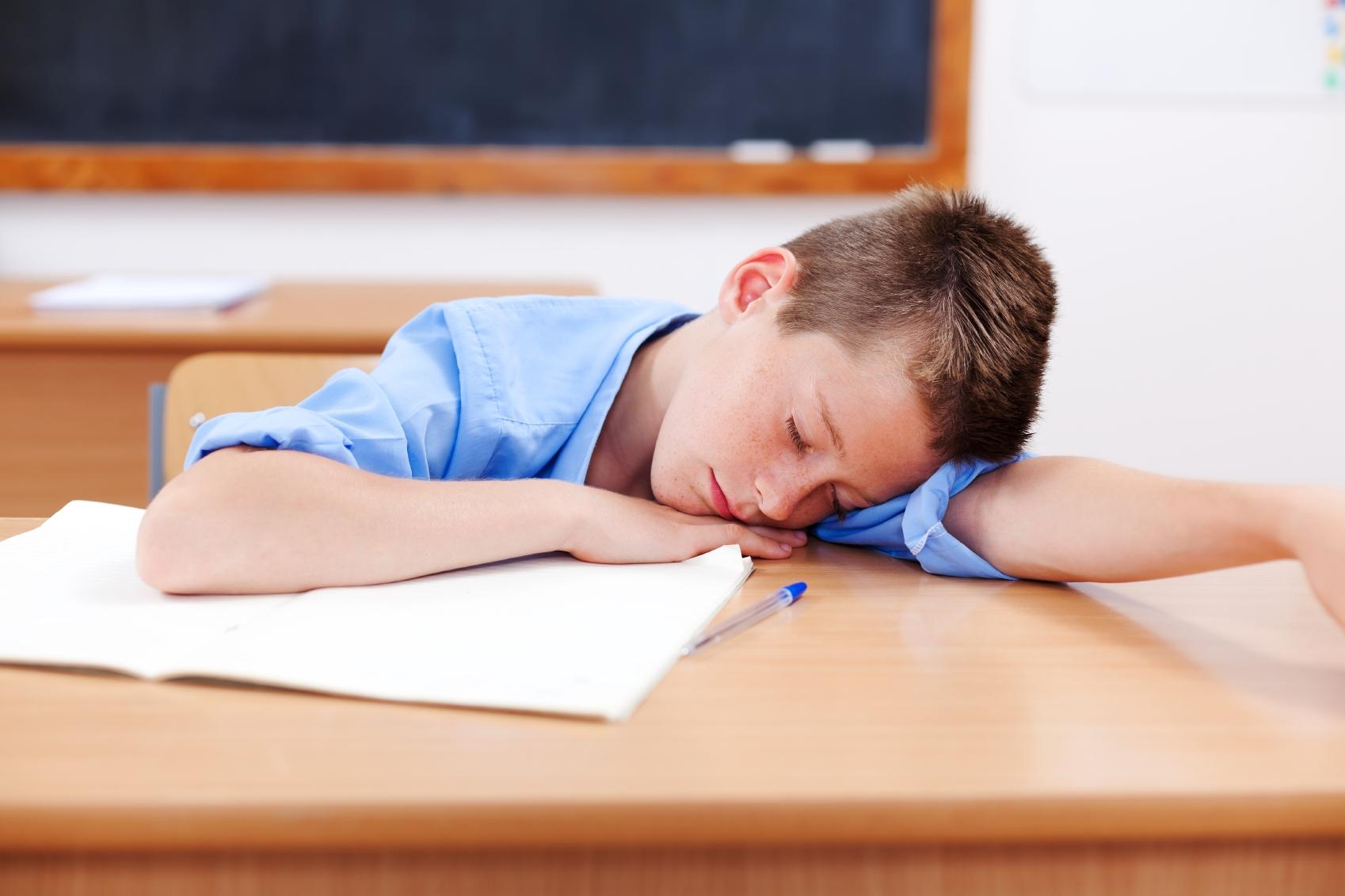 sonno depressione e ansia nei bambini